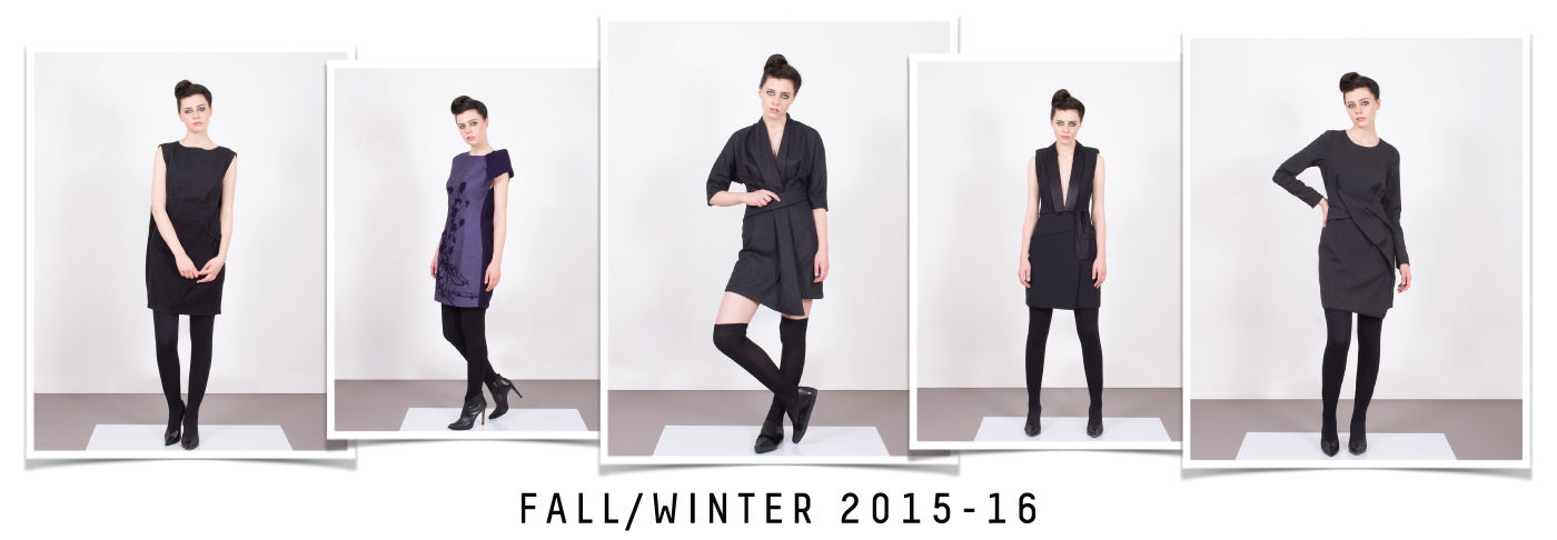rosica mrsik fall/winter 2015 2016