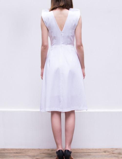 sharp dress_back