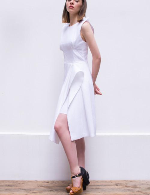 sharp dress_side