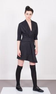 dress J004 side