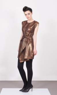 dress J005 side