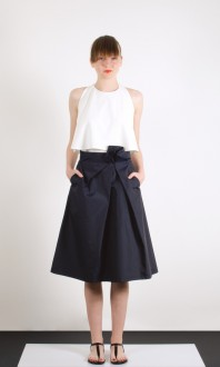 skirt SS22_front02